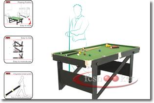 Webb Enterprise Ltd FCSNOOKER - Rolling pool table