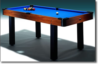 Webb Enterprise Ltd FCSNOOKER - Six foot pool table