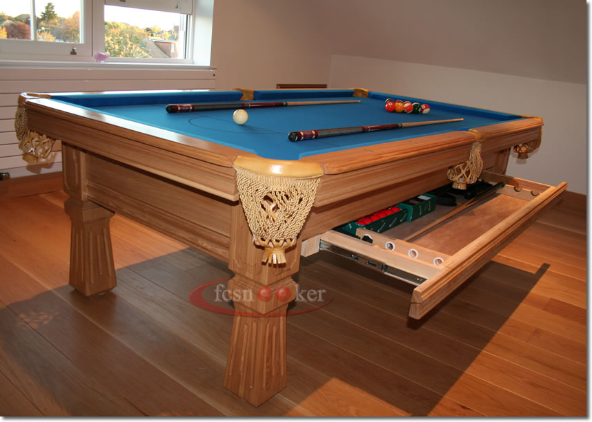 Delicieux Welcome To Fcsnooker   Newly Manufactured Slate Bed American Pool Tables    Fcsnookeru0027s U0027The Traditionalu0027 American Pool Table