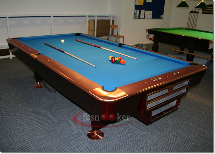 Welcome to fcsnooker newly manufactured slate bed american pool tables in different sizes - Best billiard table manufacturers ...