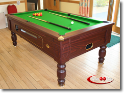 Fcsnookers English Pool Tables Introduction Page - English pool table