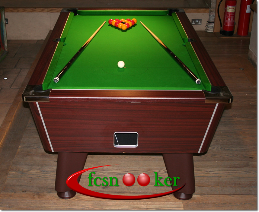 Fcsnookers The ATLANTA Freeplay English Pool Table - English pool table
