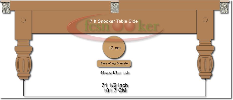 100 Snooker Table Dimensions Billiard Tables Ebay