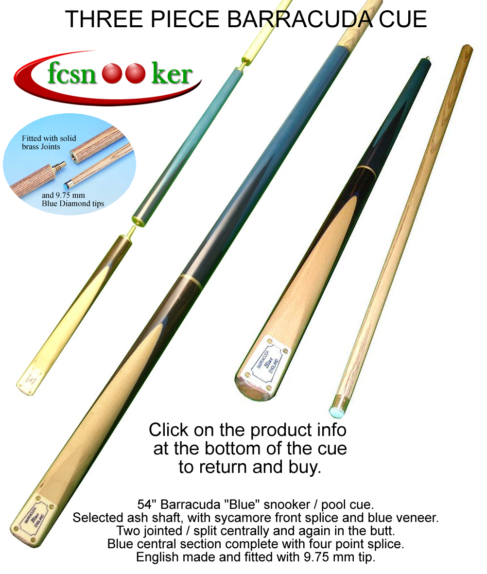 Welcome to fcsnooker 39 s online shopping catalgoue large for Pool cues design your own
