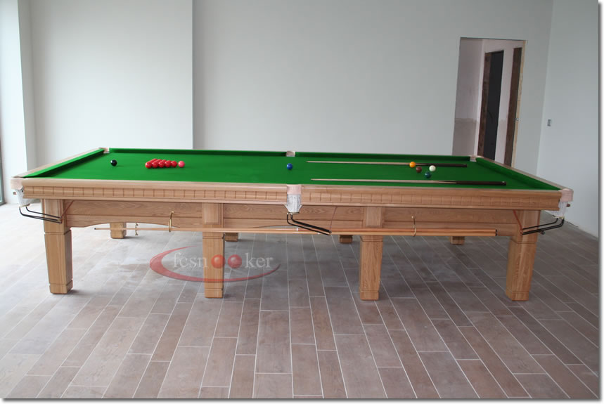 Fcsnooker recently manufactured shipped and delivered snooker table installed in milan in italy - Dining kers ...