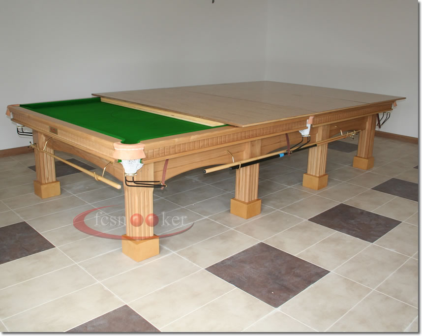 Fcsnooker recently manufactured shipped and delivered snooker table installed in ormoc in the - Dining kers ...