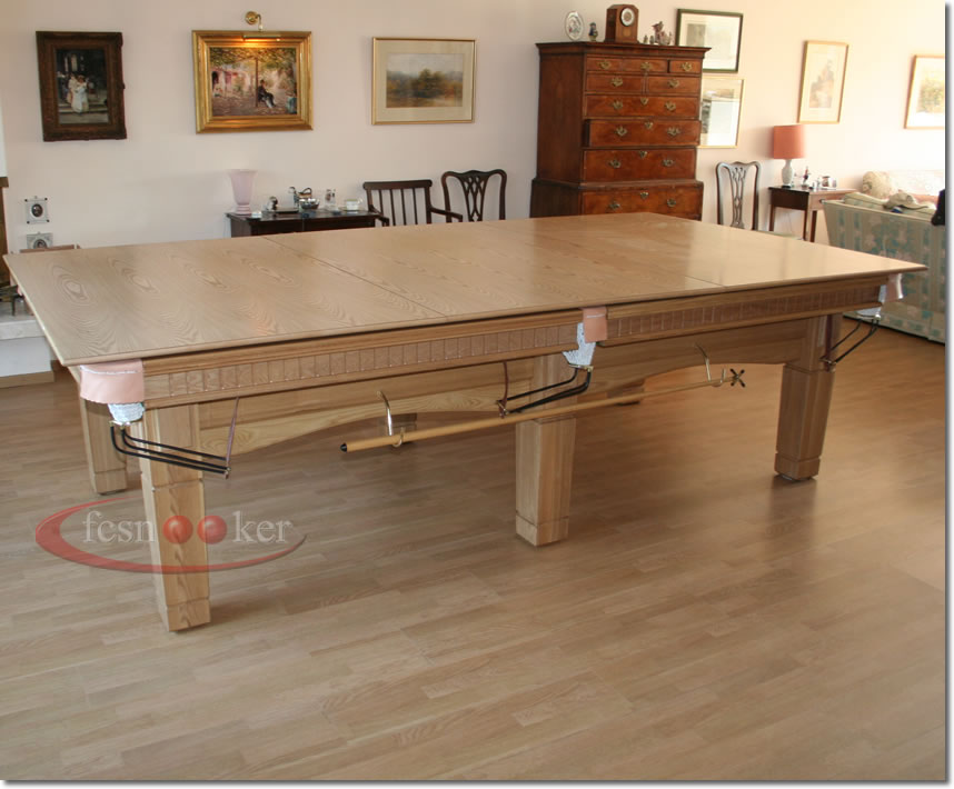 Fcsnooker recently manufactured shipped and delivered snooker table installed in den haag in - Dining kers ...