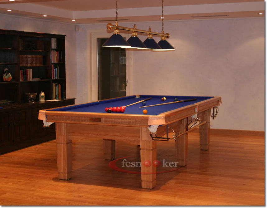 Fcsnooker recently manufactured shipped and delivered snooker table installed in geneva in - Dining kers ...