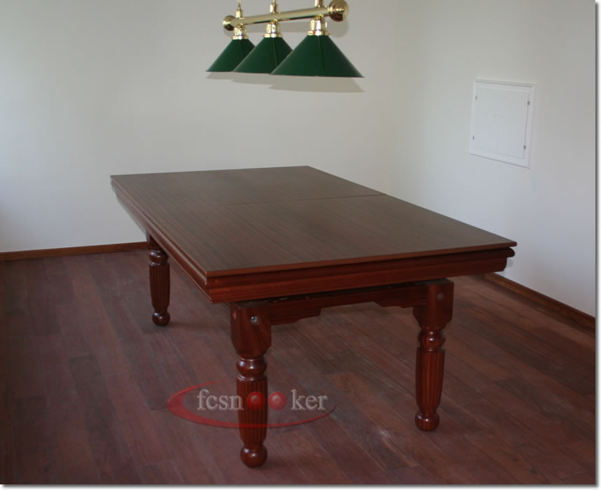 Fcsnooker recently manufactured shipped and delivered snooker table installed in hannover in - Dining kers ...