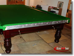 wel e to fcsnooker   pre owned snooker tables english