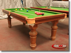 Welcome To Fcsnooker Preowned Snooker Tables English Pool Tables - American pool table company
