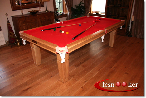 Table Tops Suitable For 6 And 7 Foot English Pool Tables