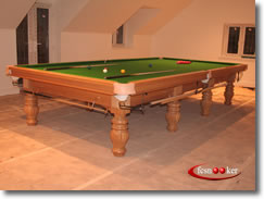 Fcsnooker Welcome To Fcsnooker Suppliers Of Quality Slate Bed - Pool table specs