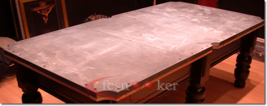 7 Foot X 3.5 Foot Snooker Tables   One Piece Slate Bed