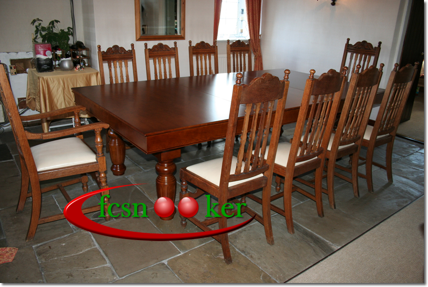 ... Snooker Dining Tables -