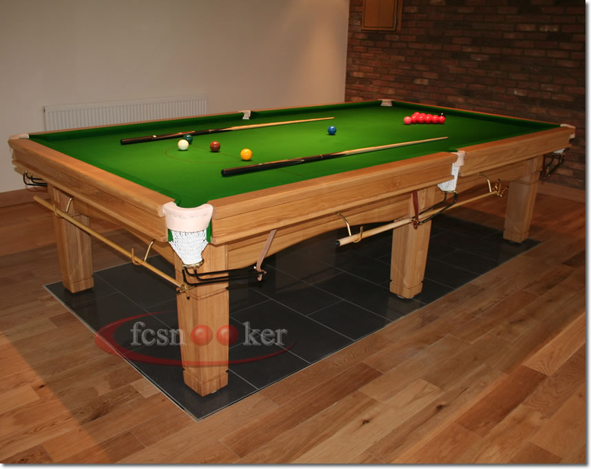fcsnooker presents the elegance linear and