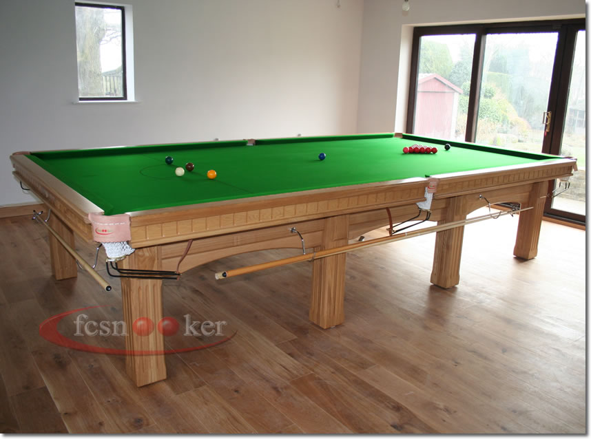 Fcsnooker presents the traditional square leg snooker for 10 snooker table